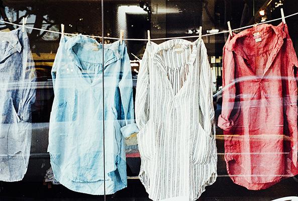 Ommellen ja saumuroiden uudet vaatteet