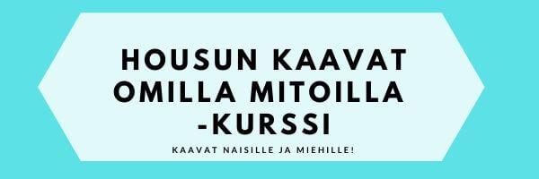 KAAVAKOULU - Housun kaavat omilla mitoilla -kurssi